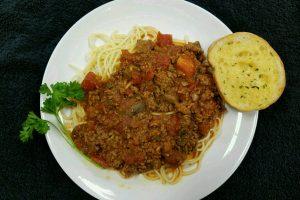 Pasta Night Wednesday – Spaghetti Marinara