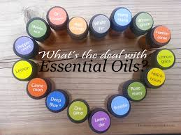Essential Oils 202 Workshop