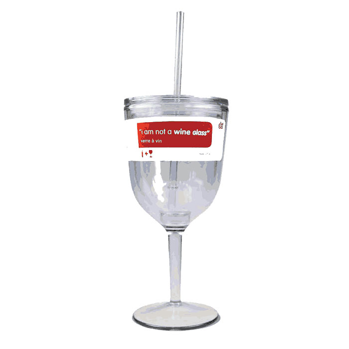 Travel wine glass - Deer Creek Wine