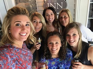 Friends-having-a-girls-night-out-at-the-Winery-and-Inn