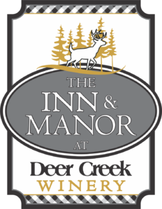 The Inn and Manor - vertical color logo